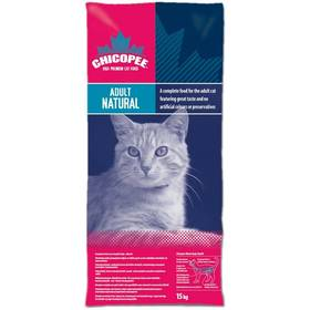 CHICOPEE Cat Adult Natural 15 kg + Doprava zdarma