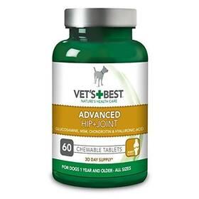 Vet´s Best Žvýkací tablety na podporu kloubů 60 tab.