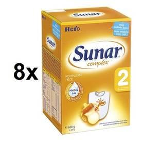 Sunar Complex 2, 600g x 8ks + Doprava zdarma