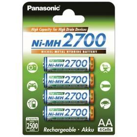 Panasonic NiMH AA, 2 700 mAh, 4 ks (359778)