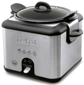 Hrnec elektrický Tefal Rice Cube RK400932 nerez
