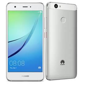 Huawei Nova Dual SIM - Mystic Silver (SP-NOVADSSOM) SIM s kreditem T-Mobile 200Kč Twist Online Internet (zdarma)Paměťová karta Samsung Micro SDHC EVO 32GB class 10 + adapter (zdarma)Software F-Secure SAFE 6 měsíců pro 3 zařízení (zdarma) + Doprava zdarma