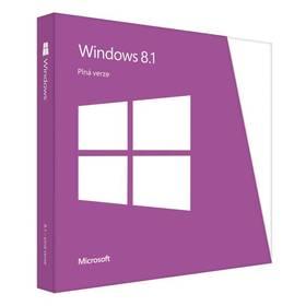 Microsoft Windows 8.1 CZ 64bit - legalizace (GGK) (44R-00192) + Doprava zdarma