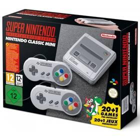 Nintendo Classic Mini: SNES (NICH015) + Doprava zdarma