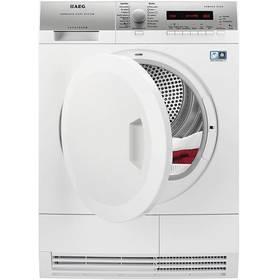 Sušička prádla AEG Lavatherm T75781IHCS biela