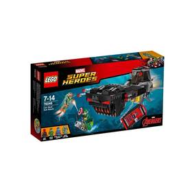 LEGO® Super Heroes 76048 Útok s ponorkou Iron Skulla