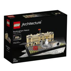 LEGO® Architecture 21029 Buckinghamský palác + Doprava zdarma