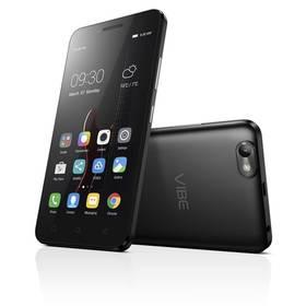 Lenovo VIBE C (PA300115CZ ) černý SIM s kreditem T-Mobile 200Kč Twist Online Internet (zdarma)+ Voucher na skin Skinzone pro Mobil CZ v hodnotě 399 KčSoftware F-Secure SAFE 6 měsíců pro 3 zařízení (zdarma)
