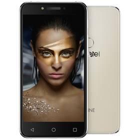ALCATEL SHINE LITE 5080X - satin gold (5080X-2GALE17) zlatý Software F-Secure SAFE 6 měsíců pro 3 zařízení (zdarma) + Doprava zdarma