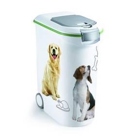Curver kontejner na 20 kg suchého krmiva pro psy
