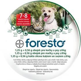 Bayer Foresto 38 cm pro kočky a malé psy
