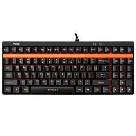 Rapoo VPRO V500, CZ+SK layout (18005) černá (vrácené zboží 8801099537)