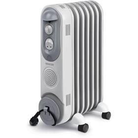 Sencor SOH 4007BE sivý/biely