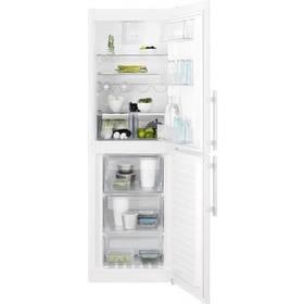 Chladnička s mrazničkou Electrolux EN3613MOW bílá
