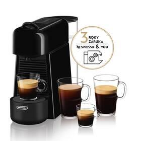 DeLonghi Nespresso Essenza Plus EN200.B čierne