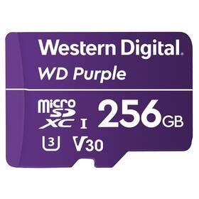 Western Digital Purple microSDXC 256GB UHS-3 U3 V30 (100R/60W) (WDD256G1P0A)