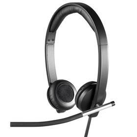 Logitech H650e (981-000519) černý