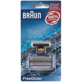 Braun CombiPack FreeGlider - 6600 stříbrné