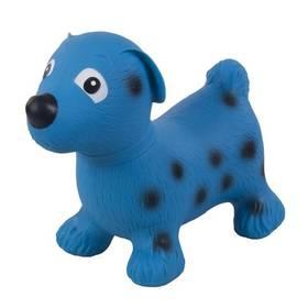 Skákacie zvieratko Sun Baby Pejsek modré