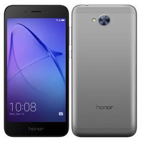 Honor 6A Dual SIM (51091UFV) šedý + Doprava zdarma