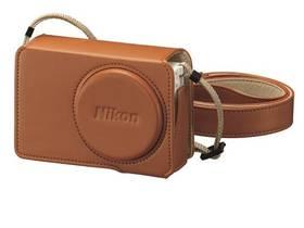 Nikon CS-CP4-7 kožené pro Coolpix P340 (VJD00027)