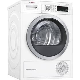 Sušička prádla Bosch WTW85550BY bílá