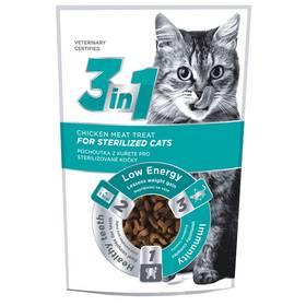 DIBAQ 3in1 Cat Sterile kuřecí 80g