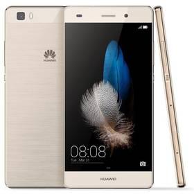Huawei P8 Lite DS (SP-P8LITEDSGOM) zlatý SIM s kreditem T-Mobile 200Kč Twist Online Internet (zdarma)Software F-Secure SAFE 6 měsíců pro 3 zařízení (zdarma) + Doprava zdarma