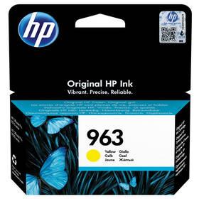 HP 963, 700 stran (3JA25AE) žlutá