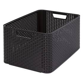 Úložný box Curver Rattan Y Style