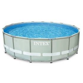 Intex Frame Set Ultra Rondo I 4,88 x1,22 m, kartušová filtrace 5,7 m3/h