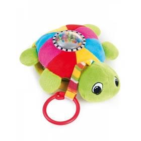 Plyšová edukační hračka Canpol babies želva Colorful ocean