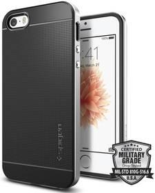 Spigen Neo Hybrid Apple iPhone 5/5s/SE (041CS20185) stříbrný + Doprava zdarma