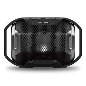 Prenosný reproduktor Philips SB300B/00 čierny