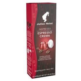 Julius Meinl Inspresso Espresso Crema, 10x 5,4 g