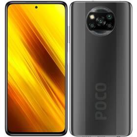 Xiaomi POCO X3 64 GB (29593) šedý