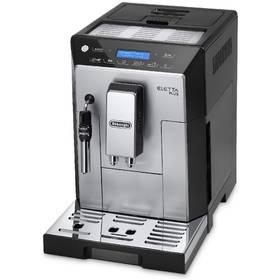 DeLonghi Eletta ECAM 44.620 S černé/stříbrné/nerez + Doprava zdarma