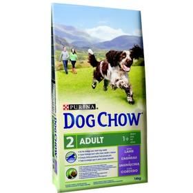 Purina Dog Chow Adult jehněčí 11 + 3 kg + Doprava zdarma