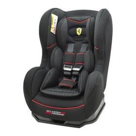 Nania Cosmo SP Luxe Ferrari 2017, 0-18 kg, Black + Doprava zdarma