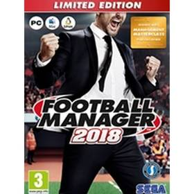 PC Football Manager 2018 Limitovaná Edice