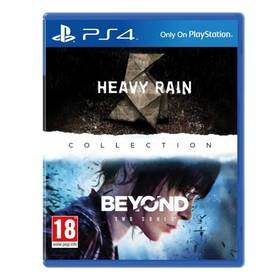 Sony PlayStation 4 The Heavy Rain & BEYOND: Two Souls Collection (PS719877943)