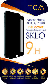 TGM Full Cover pro iPhone 7+/8+ (TGMAPIP7P8PBL) černé + Doprava zdarma