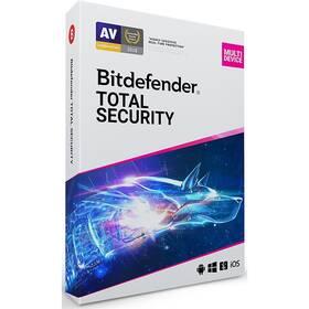 Bitdefender Total Security 5 zařízení (TS01ZZCSN1205LEN_BOX )