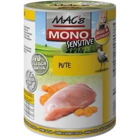 MACs Cat MONO Sensitive Krůta a mrkev 400g