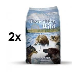 Taste of the Wild Pacific Stream 2 x 13 kg + Doprava zdarma