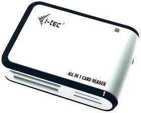 i-tec All in One USB 2.0 (USBALL3-W) biela