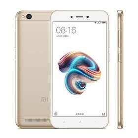 Xiaomi Redmi 5A Dual SIM 16 GB (17016) zlatý