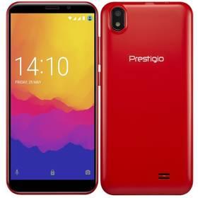 Prestigio Wize Q3 Dual SIM (PSP3471DUORED) červený