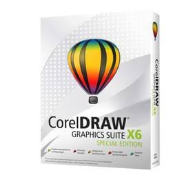 Corel Draw Graphic Suite X6 Special Edition CZPL EU (CDGSX6SPCZPLEU) + Doprava zdarma