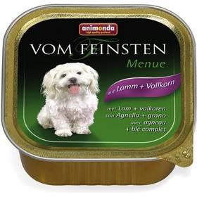 Animonda Vom Feinsten Menue jehněčí + obiloviny 150g